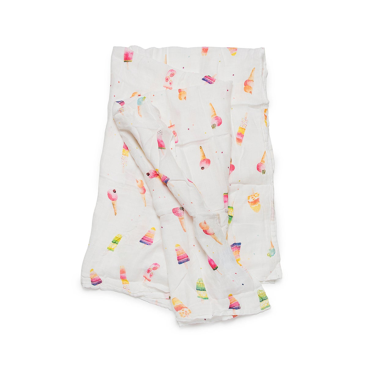 Image of LOU LOU LOLLIPOP ICE CREAM SWADDLE