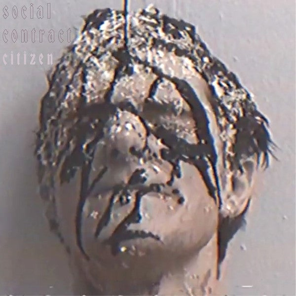 Image of Social contract Citizen debut 7 inch LAST COPIES (Featured in the top 100 nme bands in  2020