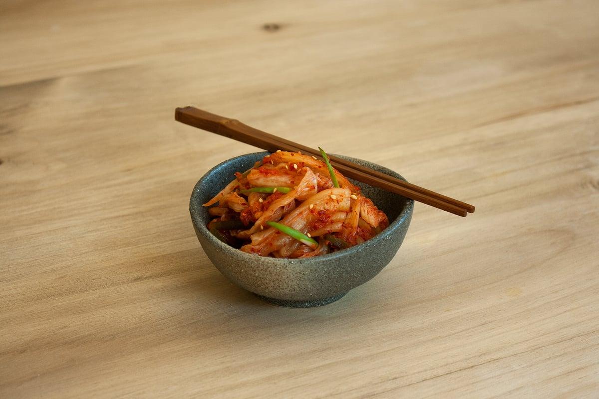 Image of Taller de cocina vegana con kimchi 26/02/2019