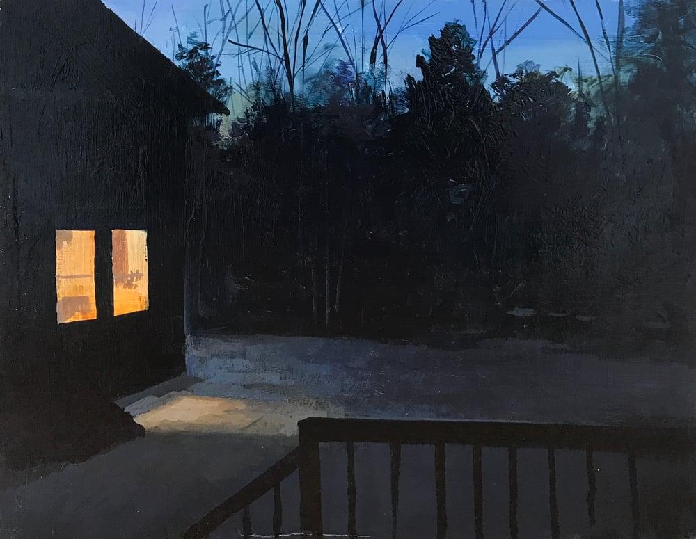 Image of January Night