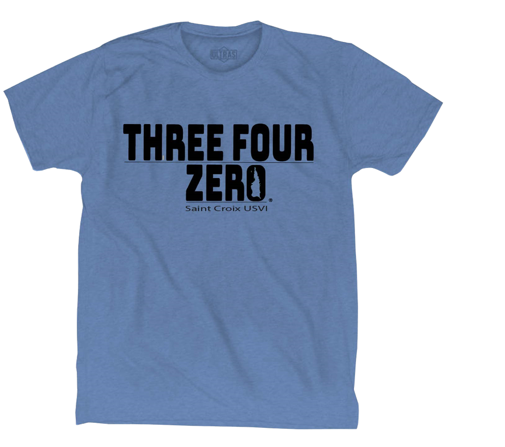 Image of Unisex Canvas 3413 Triblend ThreeFourZero Tee