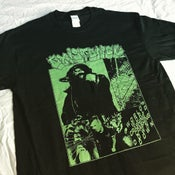 Image of EXISTENCE 'WORLD CRASHING DOWN' T SHIRT
