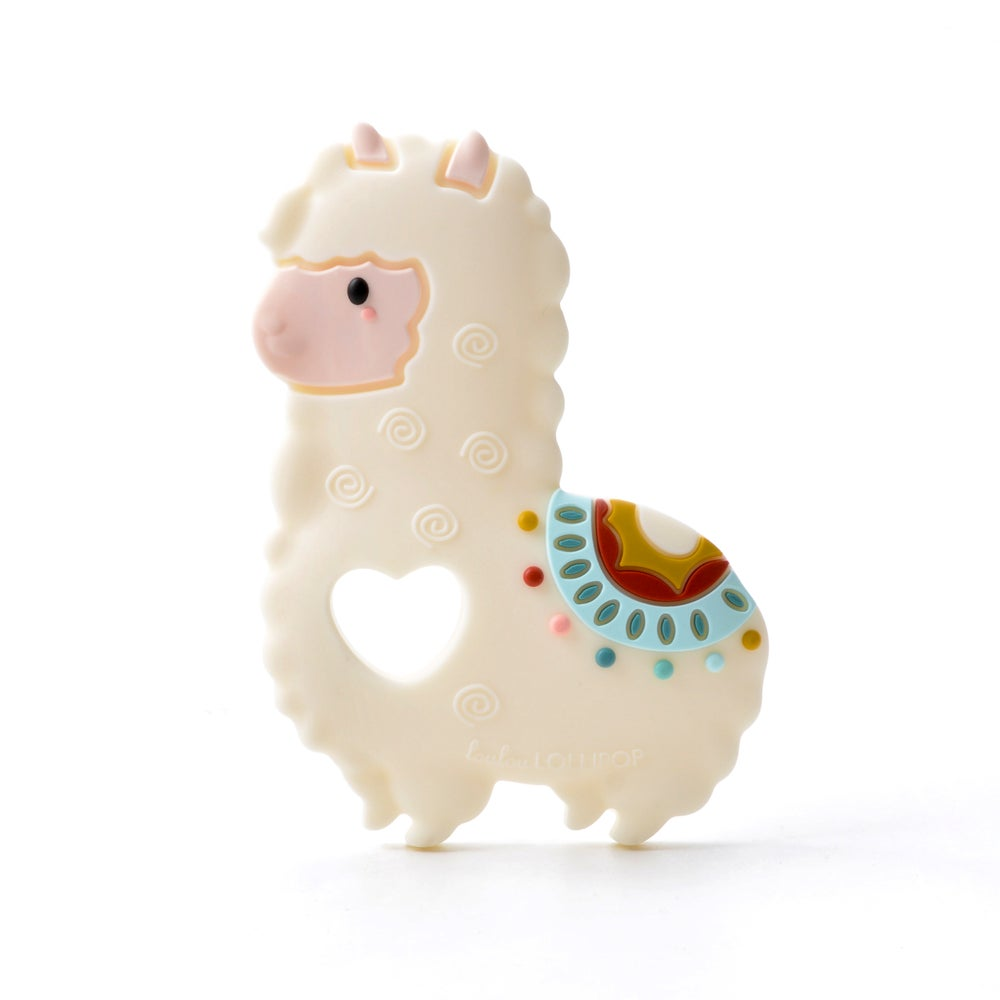 Image of LOU LOU LOLLIPOP LLAMA TEETHER