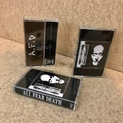 Image of ALL FEAR DEATH 'PROMO' CASSETTE PRE-ORDER