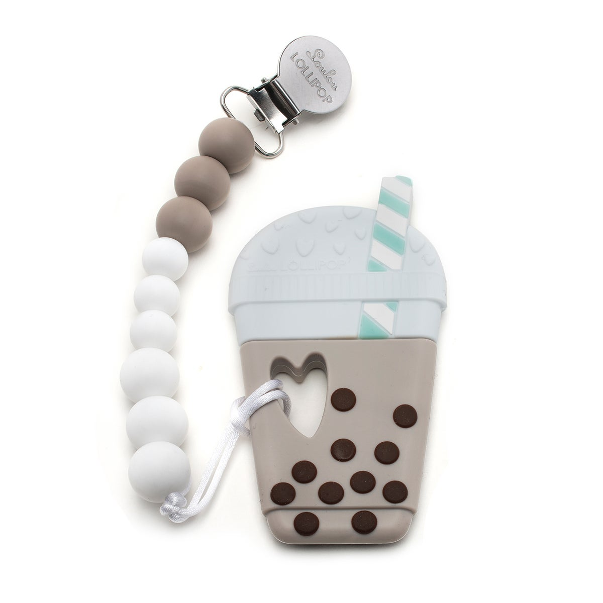 Image of LOU LOU LOLLIPOP BUBBLE TEA TEETHER