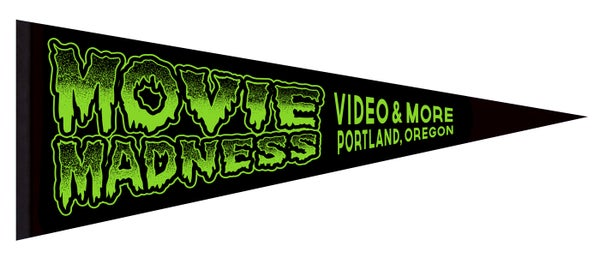 Image of Movie Madness Pennant