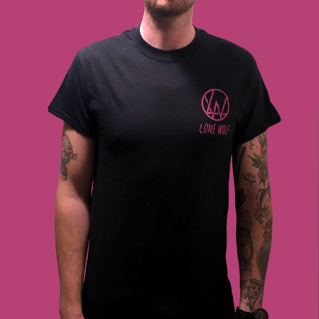Image of T-Shirt - LW Monogram
