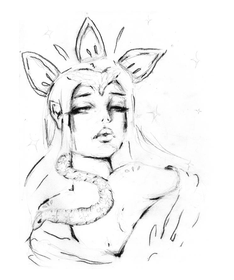 Image of Salome print