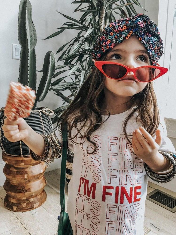 Image of IT'S FINE/kids