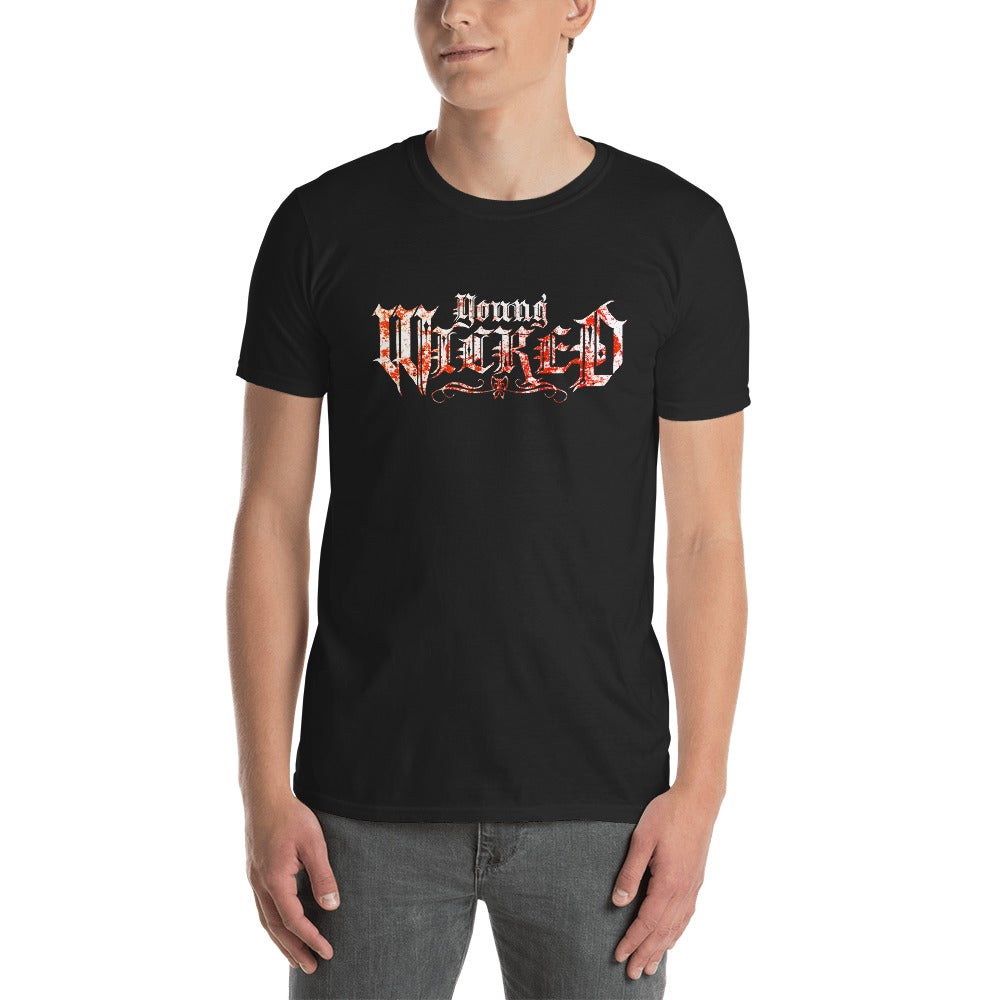 Image of Young Wicked Bloody Logo Shirt