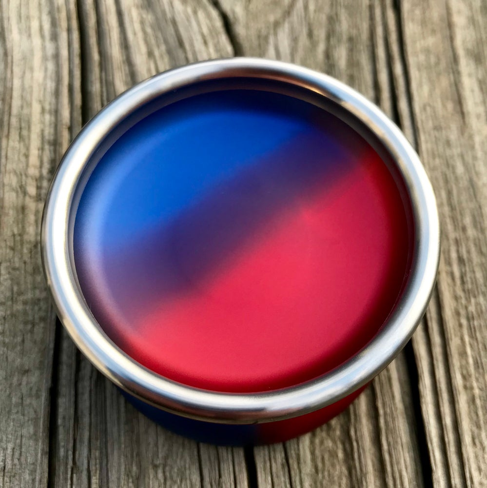 Image of Resto - Red/Blue Fade