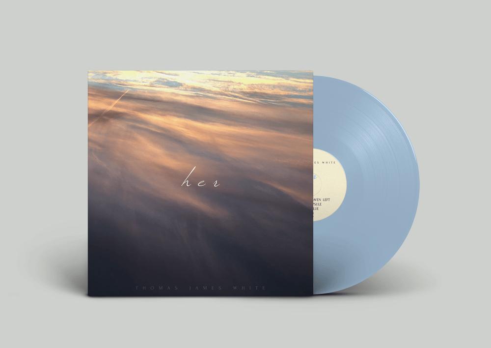 Image of 'her' EP Vinyl