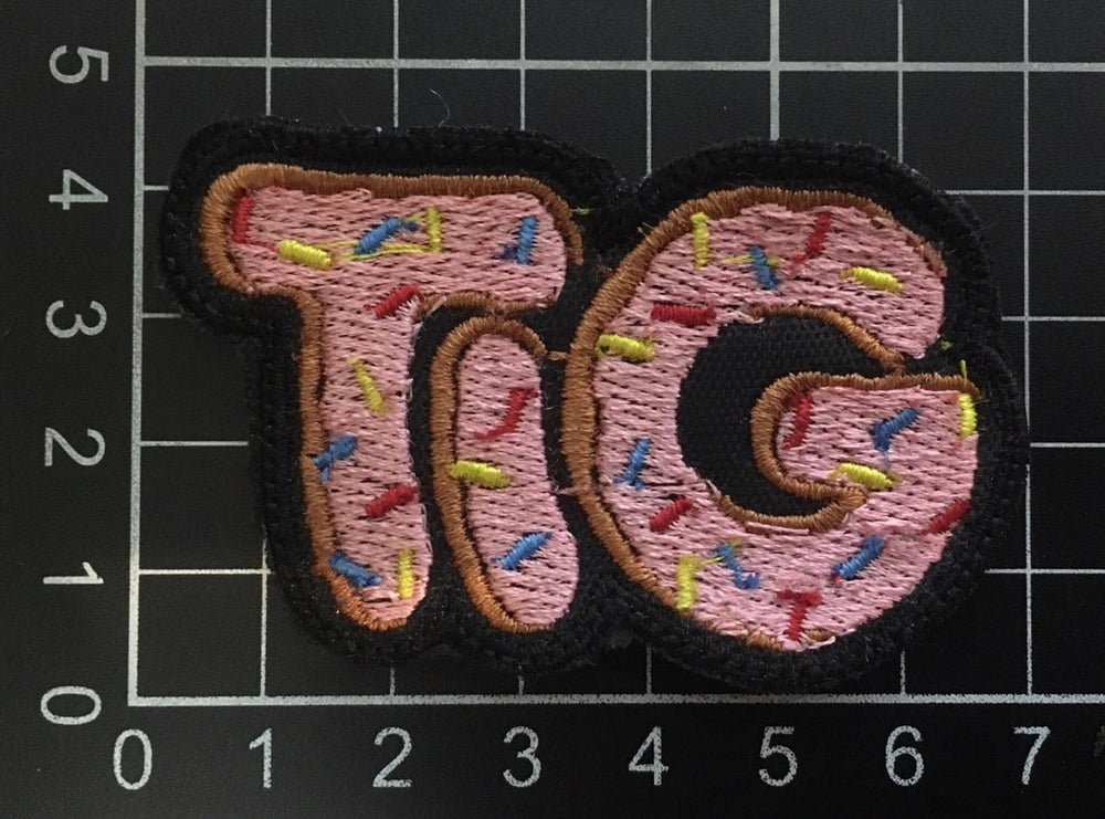 Image of TIG Donut Patch