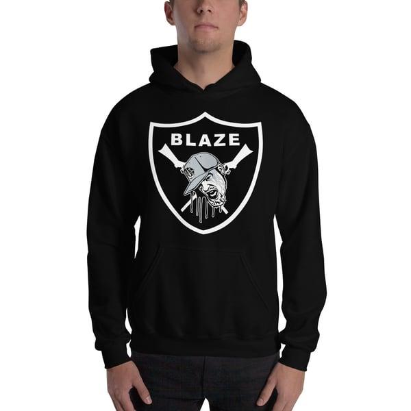 Image of Blaze Raiders Hoodie