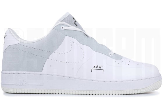 "Image of Nike AIR FORCE 1 '07 ACW ""A-COLD-WALL"""