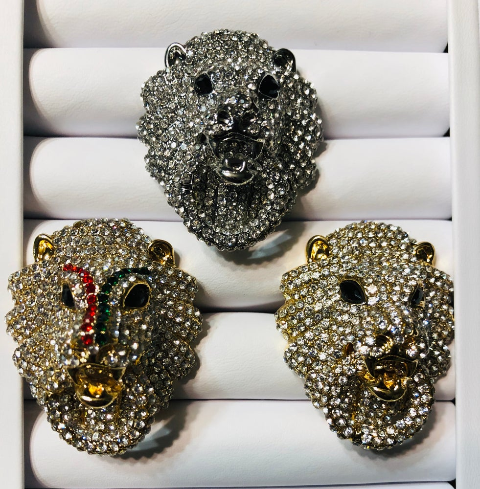 Image of Bling Lion