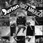 "Image of DURIAN / GOD'S AMERICA split 7"" (Scythe - 072)"