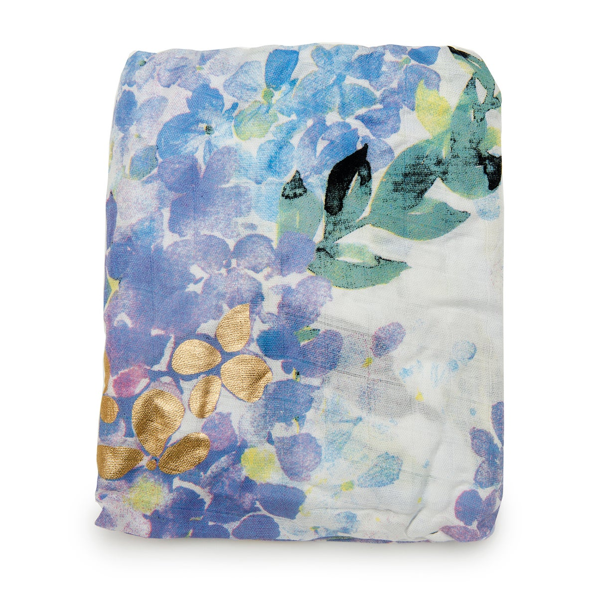 Image of LOU LOU LOLLIPOP HYDRANGEA CRIB SHEET