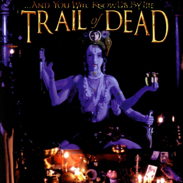 Image of ...And You Will Know Us By The Trail Of Dead- Madonna (20th Anniversary Tour Remaster)