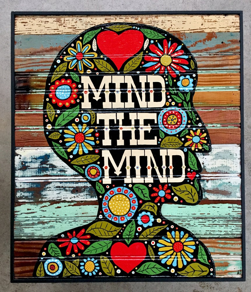 "Image of ""Mind The Mind"""