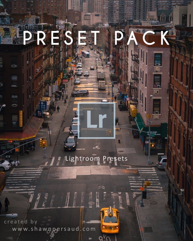Image of SP Lightroom Preset Pack