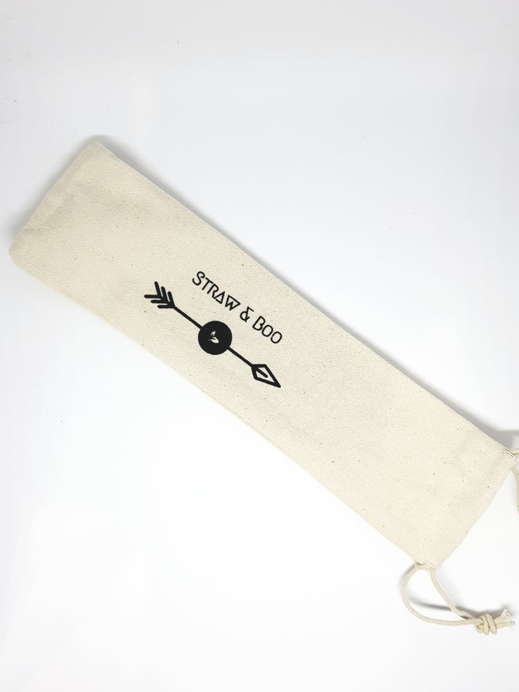 Image of Straw & Boo carry bag