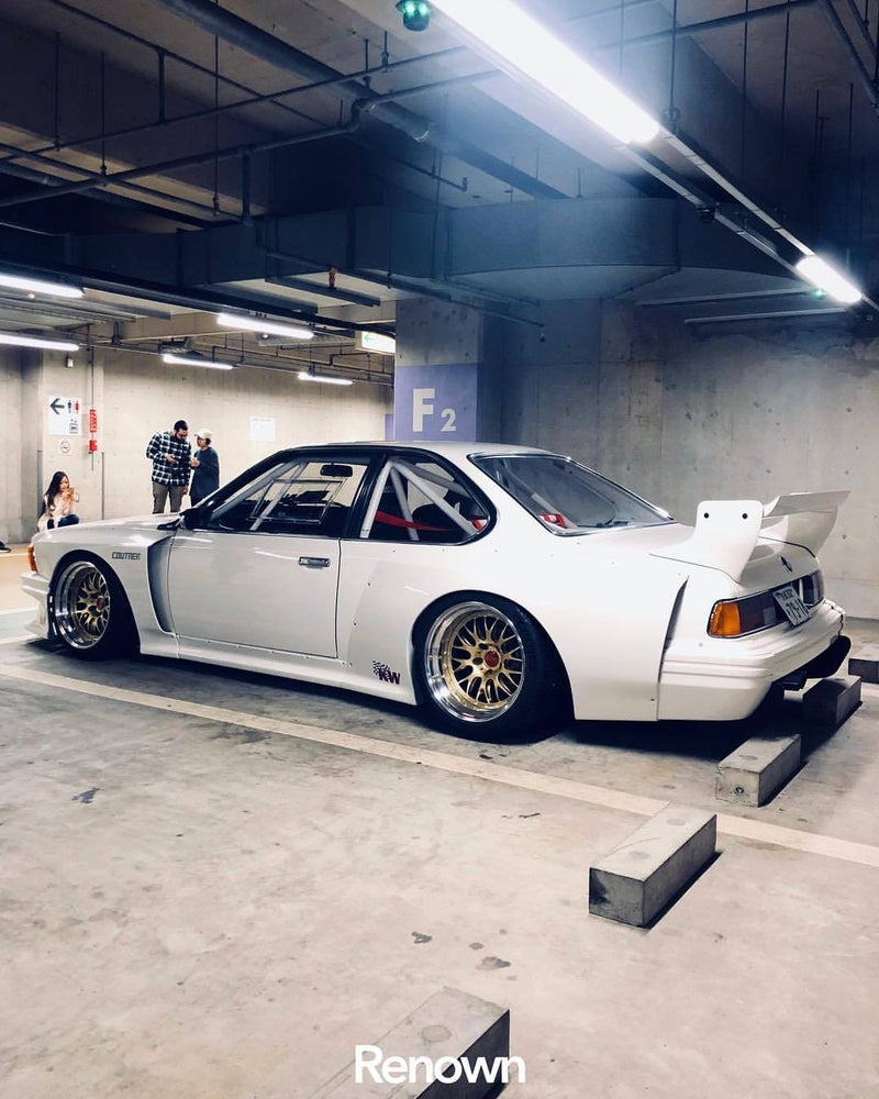 Image of Coutner Japan CSL Widebody Aero Kit for E24