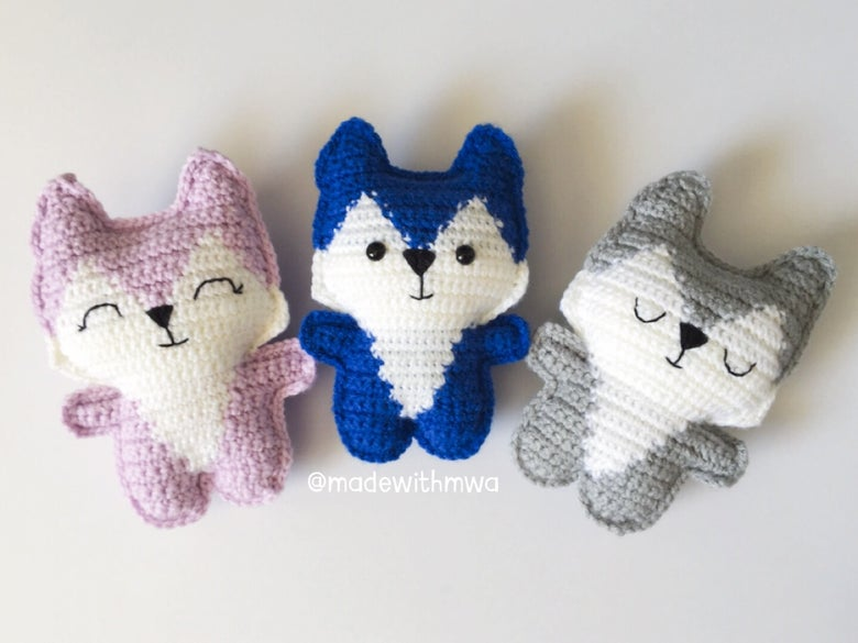 Image of Pocket foxes