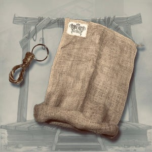 Image of Sack w/ Rope Keychain