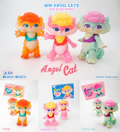 Image of Mini Angel Cats