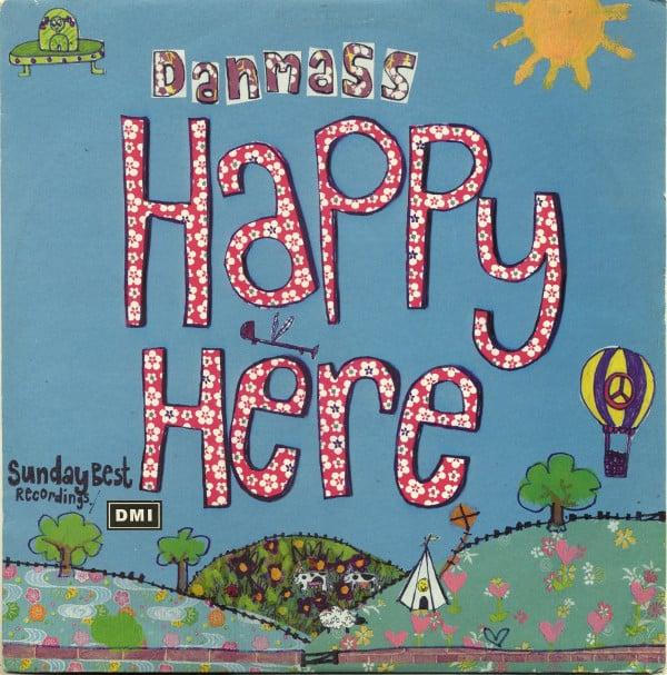 Image of DanMass - Happy Here