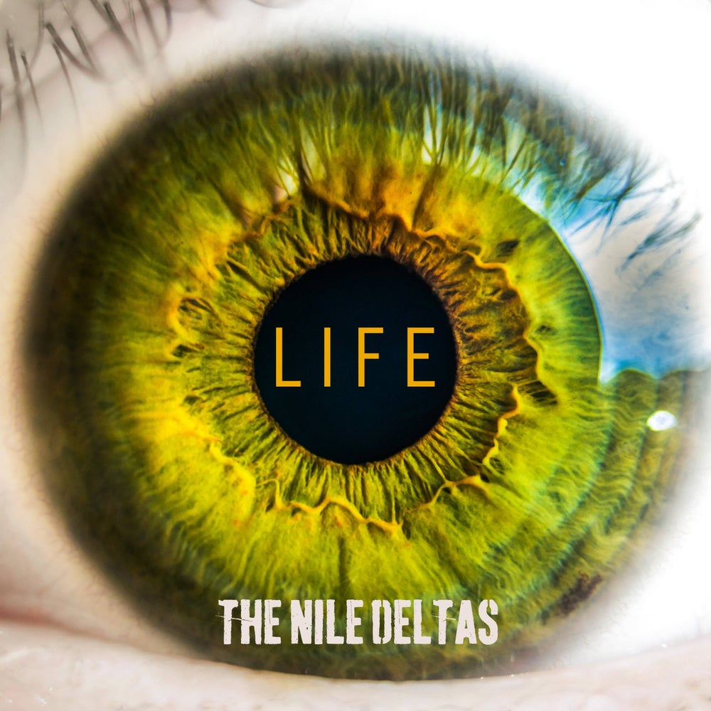 Image of The Nile Deltas - Life (EP) Digipak CD
