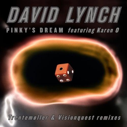 Image of David Lynch - Pinky's Dream (Remixes)