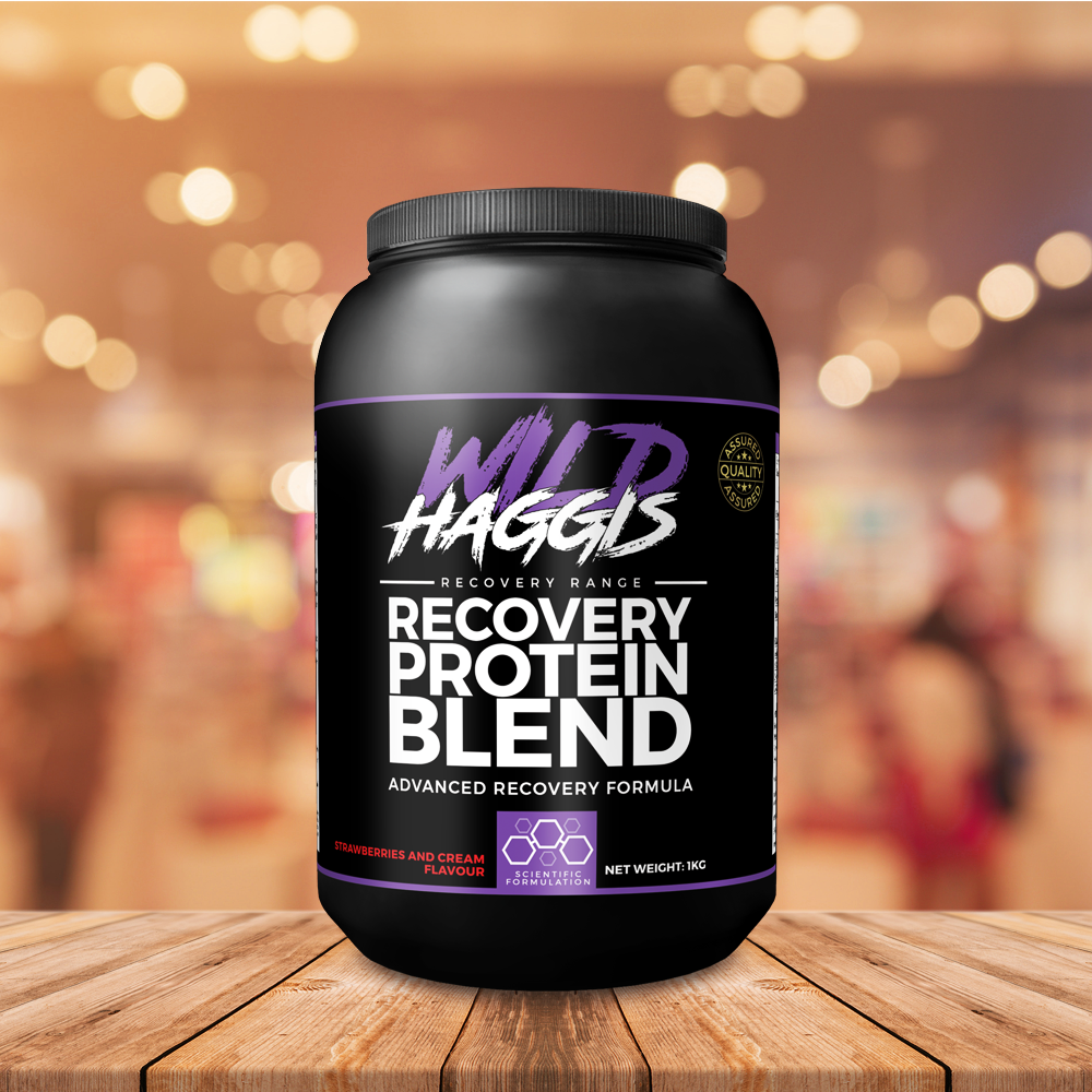 Image of Recovery Whey Protein