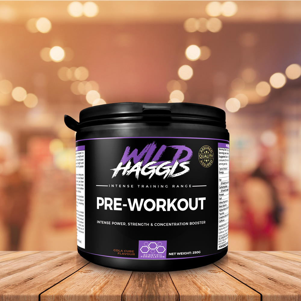 Image of Pre Workout Powder