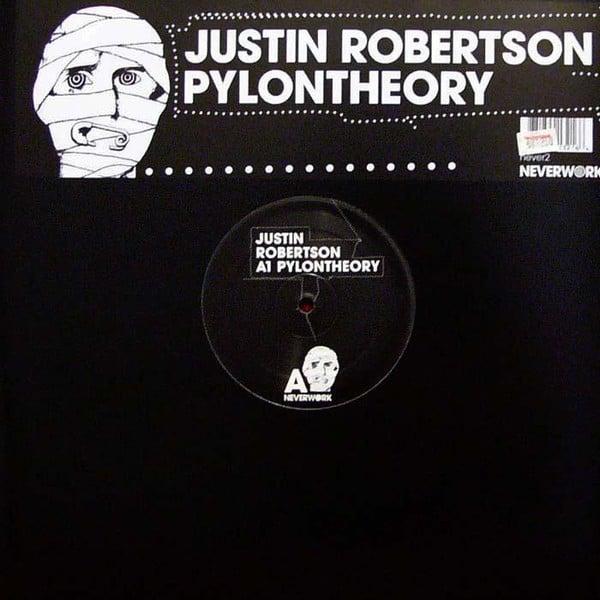 Image of Justin Robertson - Pylontheory