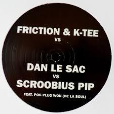 Image of Dan Le Sac vs Scroobius Pip - Thou Shalt Always Kill (Friction Remix)