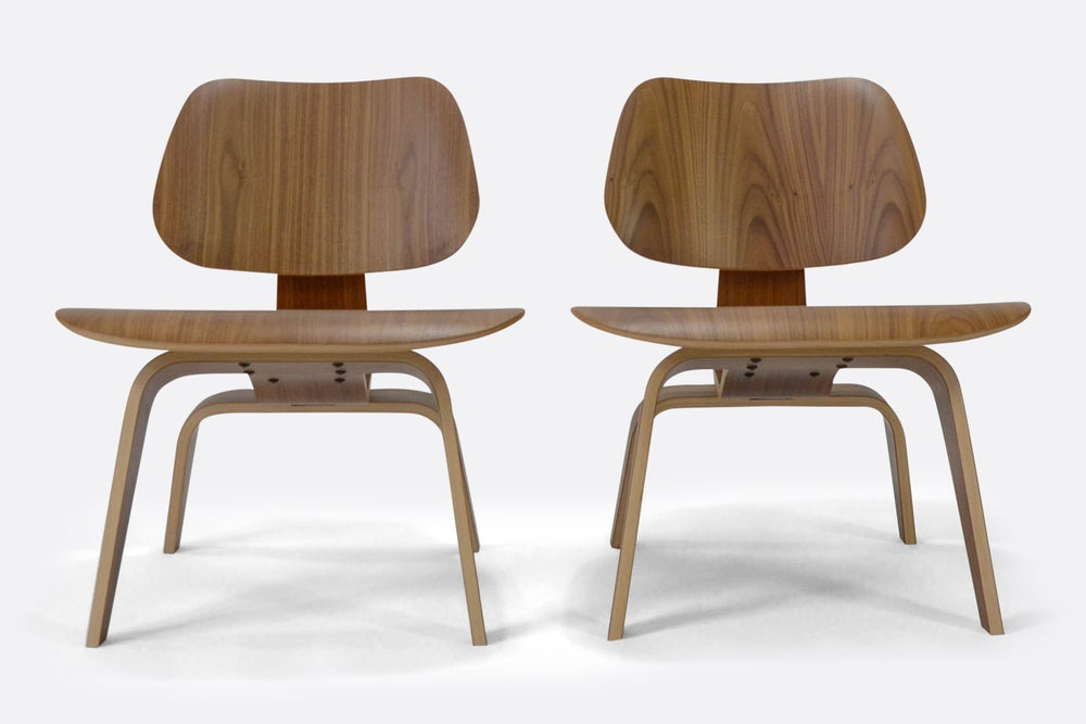 Image of Herman Miller Eames LCW