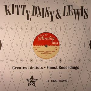 Image of Kitty Daisy & Lewis - Going Up The Country