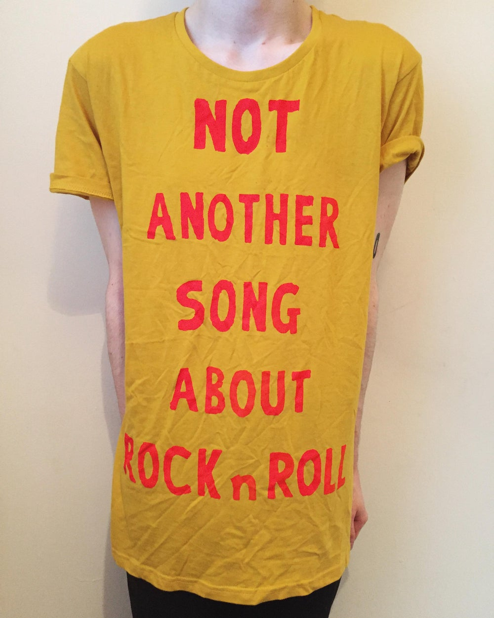 """Image of The """"Not Another"""" single Tee"""