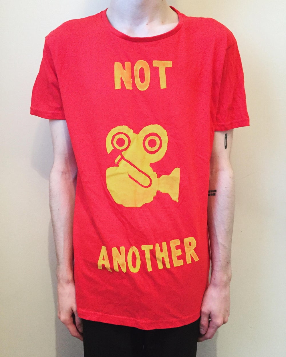 Image of NOT ANOTHER BAND TEE