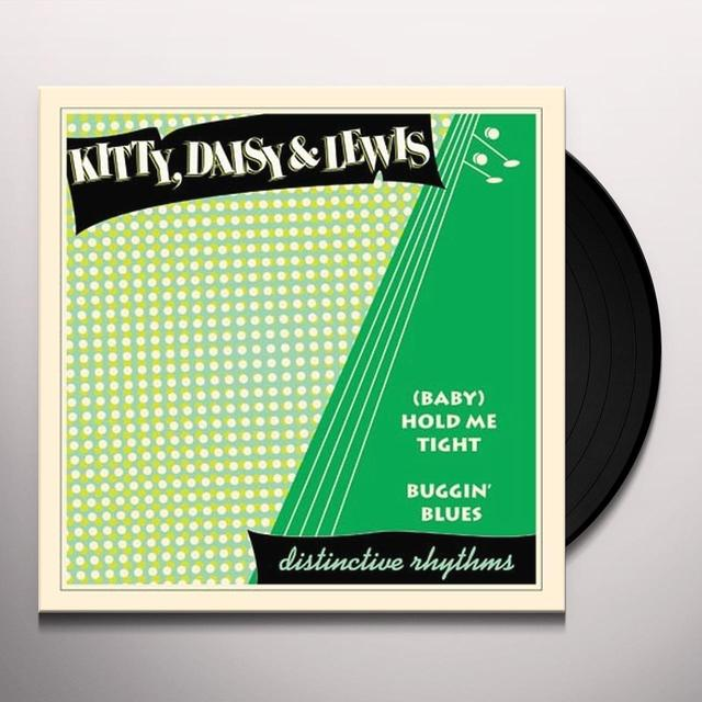"""Image of Kitty Daisy & Lewis - Buggin Blues 7"""""""