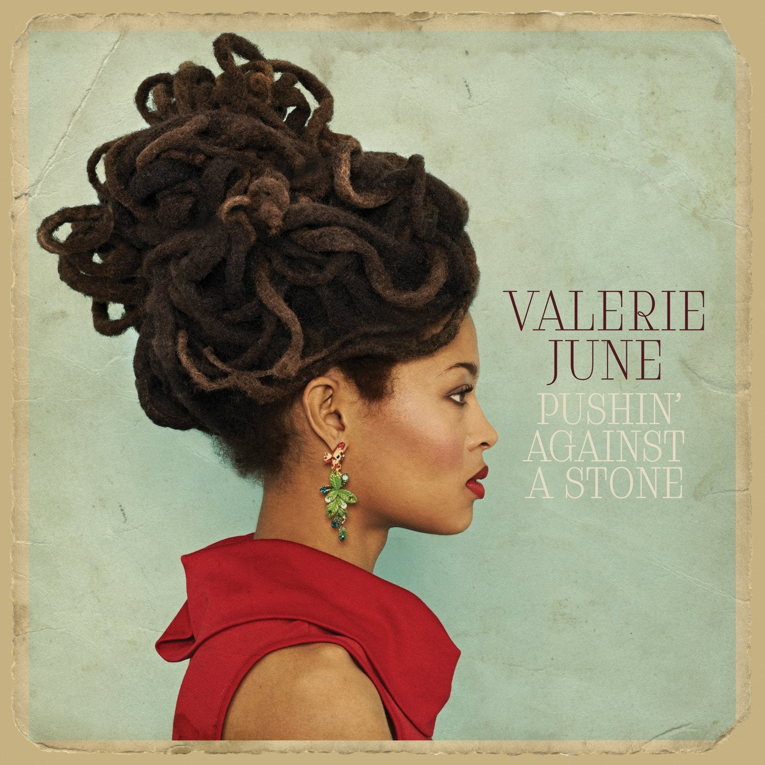 Image of Valerie June - Pushin' Against a Stone