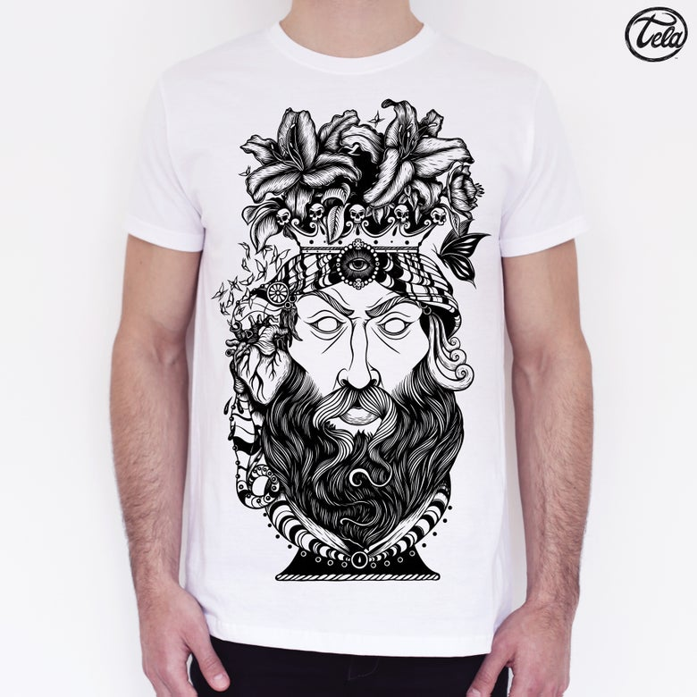 Image of Testa di Moro Tattoo Tee