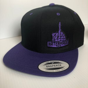 Image of SNAPBACK- Purple or Hot Pink