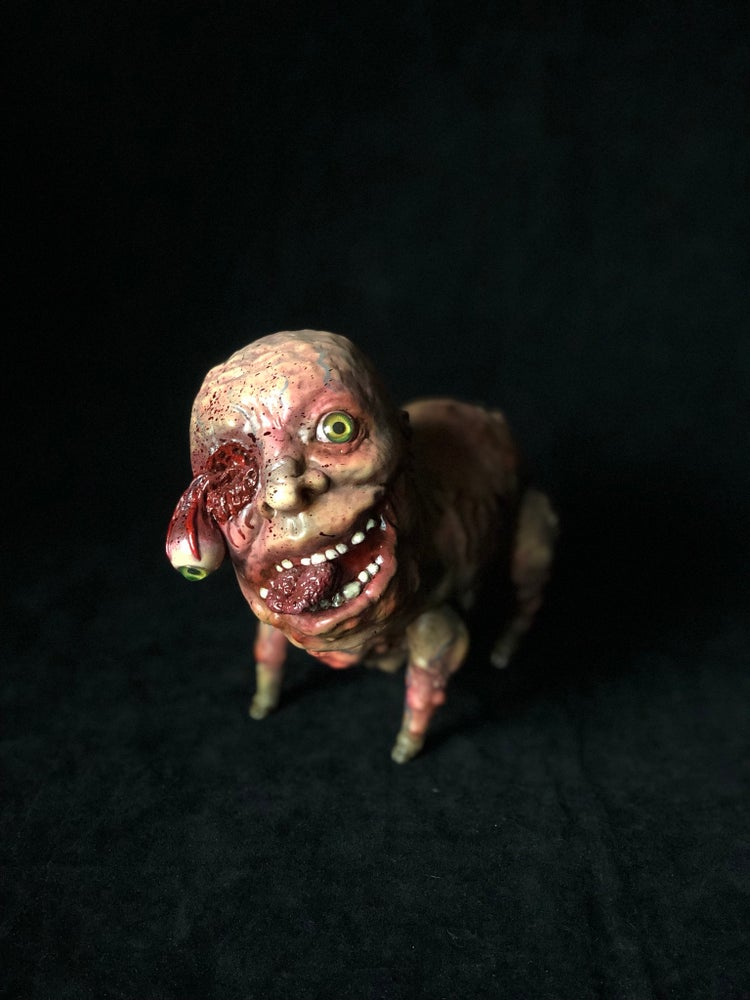 Image of Gouged Eye Pigpigman 1-off