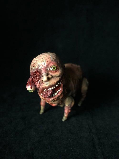 Image of Gouged Eye Pigpigman 1-off