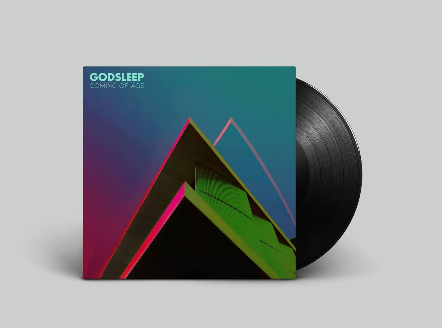 Image of Godsleep - Coming Of Age LP