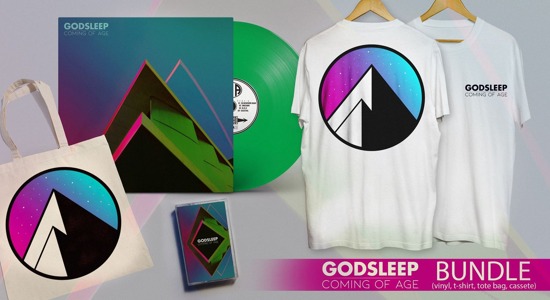 Image of Godsleep - Coming Of Age Limited Edition Bundle