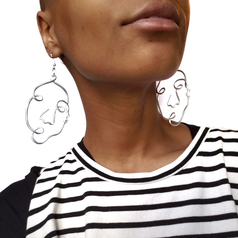 Image of Large Earrings